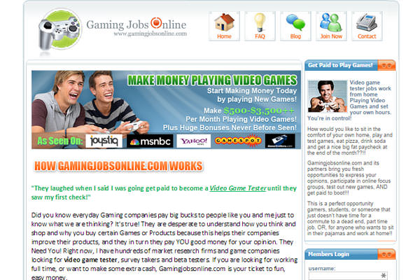 Get Paid To Play Video Games - Stay At Home