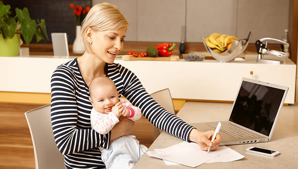 bigstock-Young-woman-working-from-home--110705804
