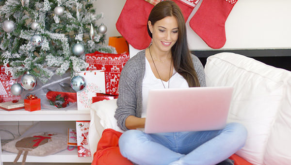bigstock-relaxed-young-woman-working-on-154060436